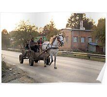 Romanian Gypsies Poster
