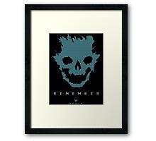 Emile-A239 Framed Print