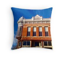 Georgetown Square Throw Pillow