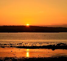A Skerries Sunset by Martina Fagan