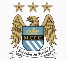 Manchester City Kids Tee