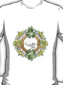 Skull in Beauty  T-Shirt