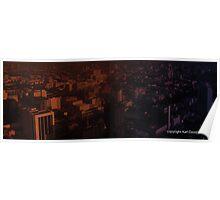 infinite metropolis 001 Poster
