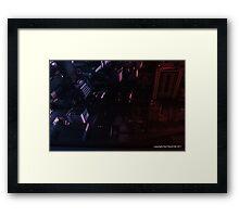 infinite metropolis 002 Framed Print