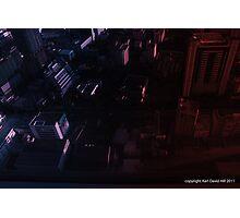infinite metropolis 002 Photographic Print