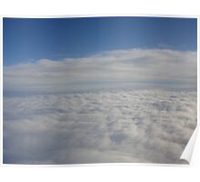 Ocean of Clouds Poster