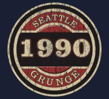 Seattle Grunge 1990