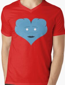 Asari Love Mens V-Neck T-Shirt