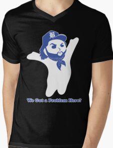 Dough Boy'z in the Hood (We Got a Problem Here?) Mens V-Neck T-Shirt