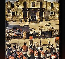 Remember The Alamo by Richard  Gerhard
