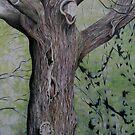 Oak Man by Deborah Holman