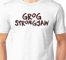 Critical Role - Grog Strongjaw (Character Names) Unisex T-Shirt