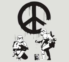 Banksy Troopers