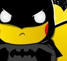 Bat-Pika Sticker