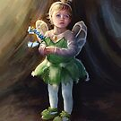 Butterfly Fairy by Peyton Duncan
