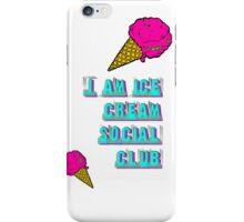 Ice Cream Social IP#002 iPhone Case/Skin