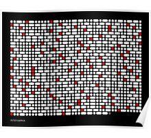 Morse Code Genesis Poster