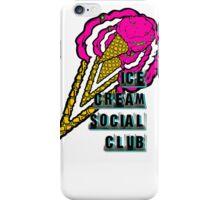 Ice Cream Social IP#003 iPhone Case/Skin