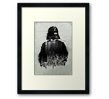Inspired Poster by Star Wars III Framed Print