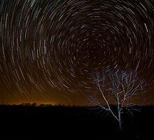 Shooting Stars by GeorgeBuxbaum