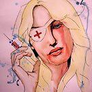 Twisted Nerve by OlgaNoes