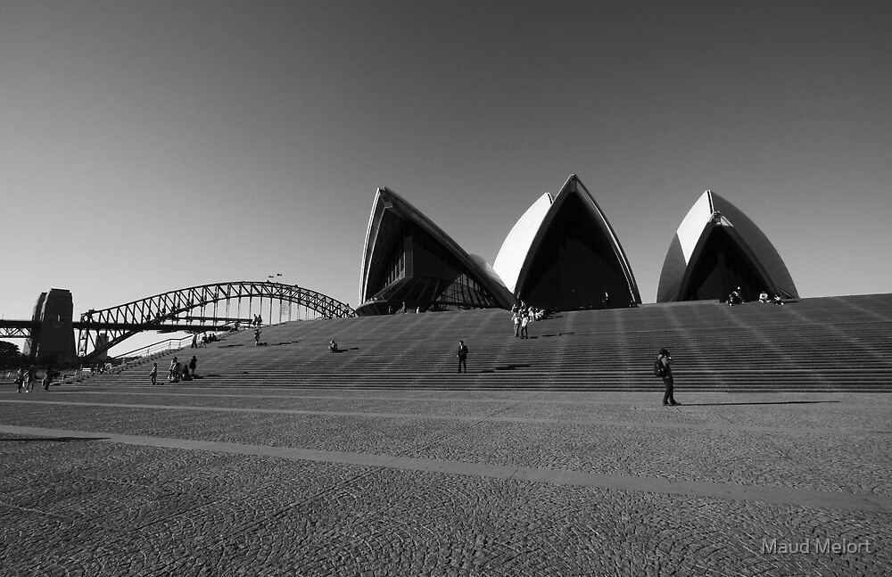 Icons down under by Maud Melort