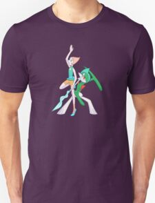 Pokemon Trainer Pearl Unisex T-Shirt