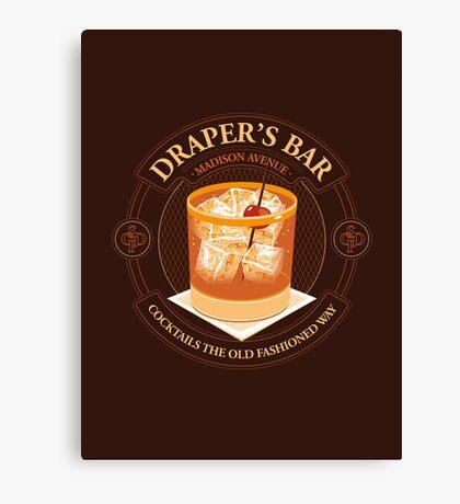 Draper's Bar Canvas Print