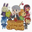 Persona Crossing by echidnite