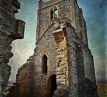 Spooky Ruin by Alexandra Lavizzari
