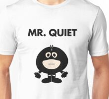 Black Bolt - Mr Quiet Unisex T-Shirt