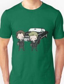 Supernatural Cartoon Dean & Sam T-Shirt
