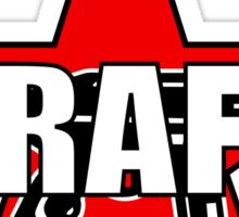 RAF Red Army Faction Sticker