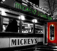 Breakfast at Mickey's by KBritt