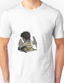 Supernatural - Castiel free hugs Unisex T-Shirt