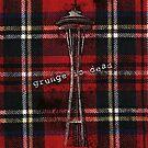 Grunge Is Dead by Alternative Art Steve