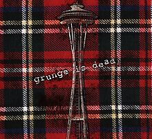 Grunge Is Dead by Alternative Art Steve