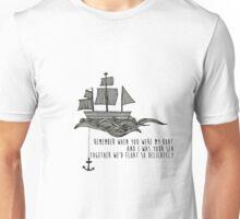 You Me At Six Fireworks Lyrics Unisex T-Shirt