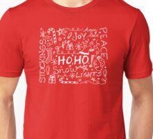 Holiday Doodles Unisex T-Shirt