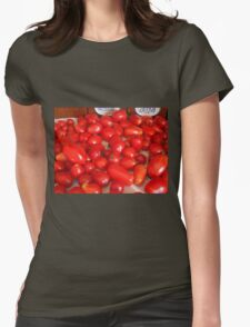 Clay's Garden 01 Womens Fitted T-Shirt