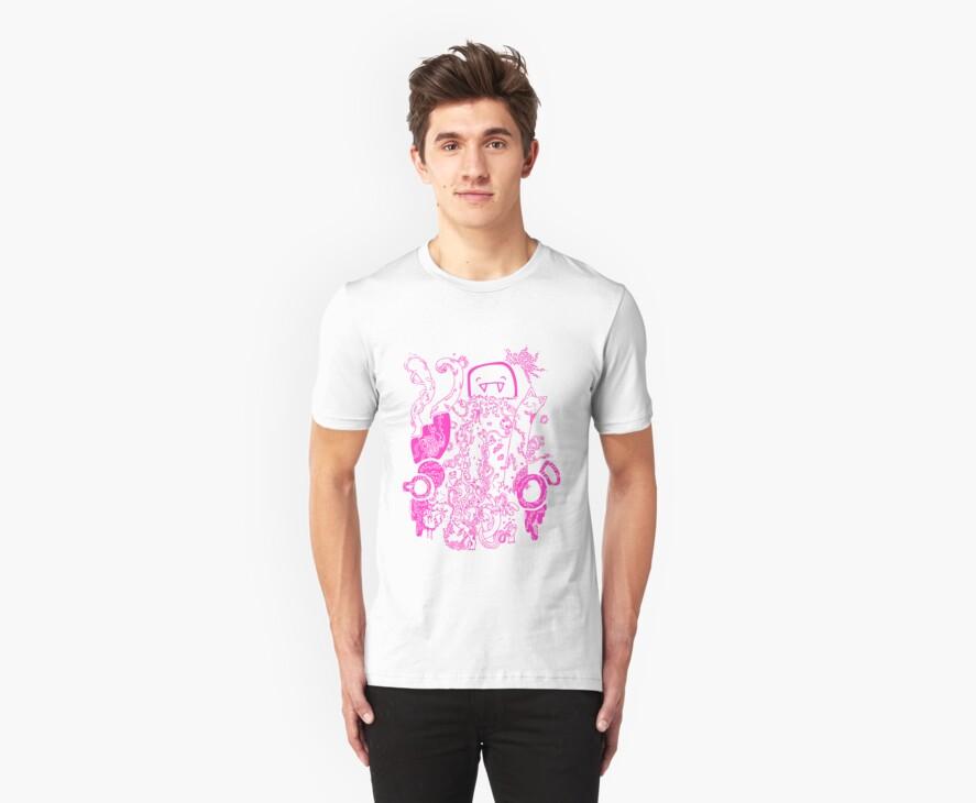 Doodle 66 Pink by Lemon-zombie