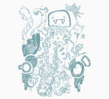 doodle 66 Blue by Lemon-zombie
