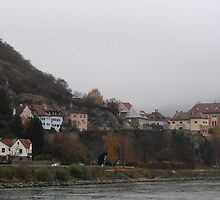 Durnstein on the Danube by sghent