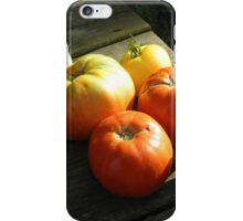 Clay's Garden 02 iPhone Case/Skin