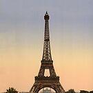 Eiffel Tower iPhone Case by Melanie  Dooley