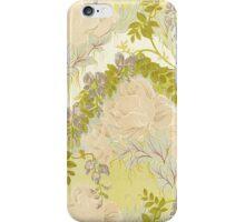 iPhone Case Nouveau Floral iPhone Case/Skin