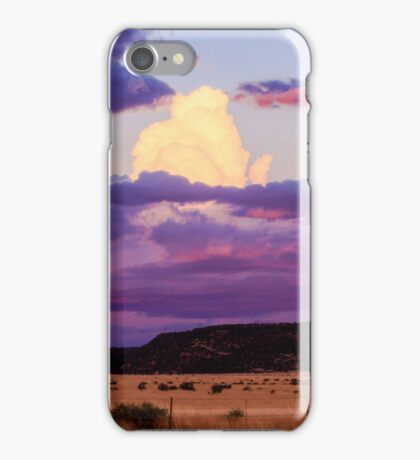 New Mexico Sunset iPhone Case/Skin