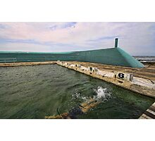 Newcastle Baths Photographic Print