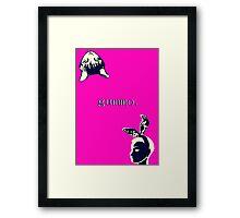 Gummo poster.  Yep. Framed Print