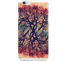 Willow Tree Sunsets iPhone Case/Skin